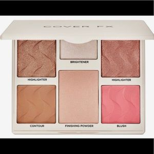 Cover FX Perfector Face Palette- Authentic